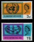 GROSSBRITANNIEN 1965 Nr 404x-405x postfrisch 7C1F8A
