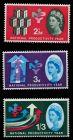 GROSSBRITANNIEN 1962 Nr 351y-353y postfrisch 7C1FAA