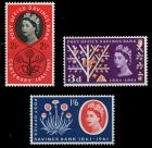 GROSSBRITANNIEN 1961 Nr 343-345 postfrisch 7C1FB6