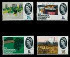 GROSSBRITANNIEN 1964 Nr 374x-377x postfrisch 7C1FBA