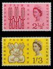 GROSSBRITANNIEN 1963 Nr 354y-355y postfrisch 7C1FC6