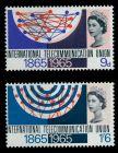 GROSSBRITANNIEN 1965 Nr 406x-407x postfrisch 7C1FD2