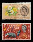 GROSSBRITANNIEN 1963 Nr 357y-358y postfrisch 7C1FDE