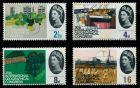 GROSSBRITANNIEN 1964 Nr 374y-377y postfrisch 7C1FE2