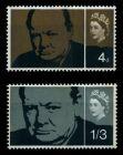 GROSSBRITANNIEN 1965 Nr 384y-385y postfrisch 7C1FEE