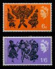 GROSSBRITANNIEN 1965 Nr 392y-393y postfrisch 7C1FF2
