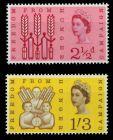 GROSSBRITANNIEN 1963 Nr 354x-355x postfrisch 7C1FF6