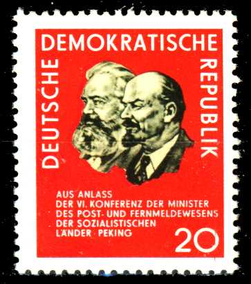 DDR 1965 Nr 1120 postfrisch SFE32B2