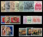 VATIKAN 1975 Nr 657-674 postfrisch JAHRGANG S016F5A
