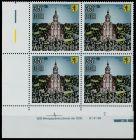 DDR 1990 Nr 3315DV postfrisch VIERERBLOCK ECKE-ULI 7C6BD2