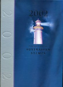 AUSTRALIEN JAHRGANG 2002 im Jahrbuch postfrisch 7C6C82
