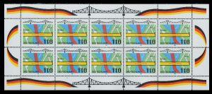 BRD BLOCK KLEINBOGEN 1990 2001 Nr 1967 postfrisch KLEIN 7C8A1E