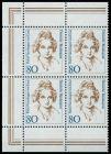 BRD DS FRAUEN Nr 1755 postfrisch VIERERBLOCK 7D7F9E