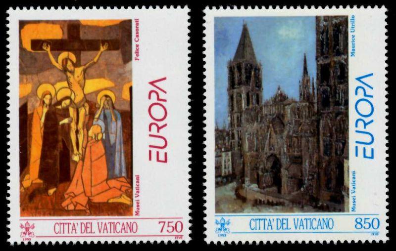 VATIKAN Nr 1099-1100 postfrisch S42A006