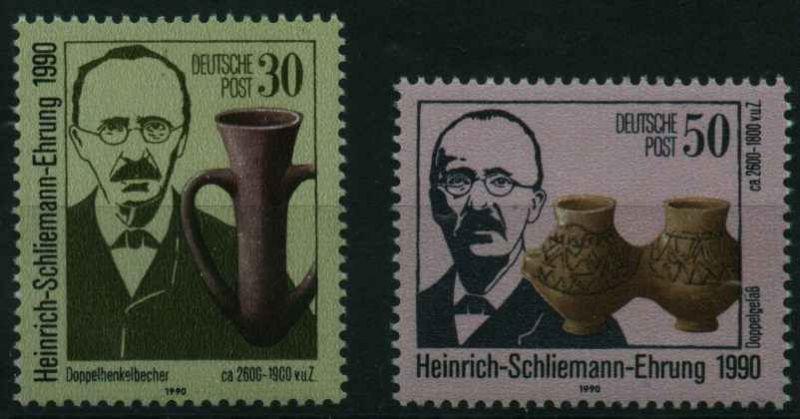 DDR 1990 Nr 3364-3365 postfrisch S526E82