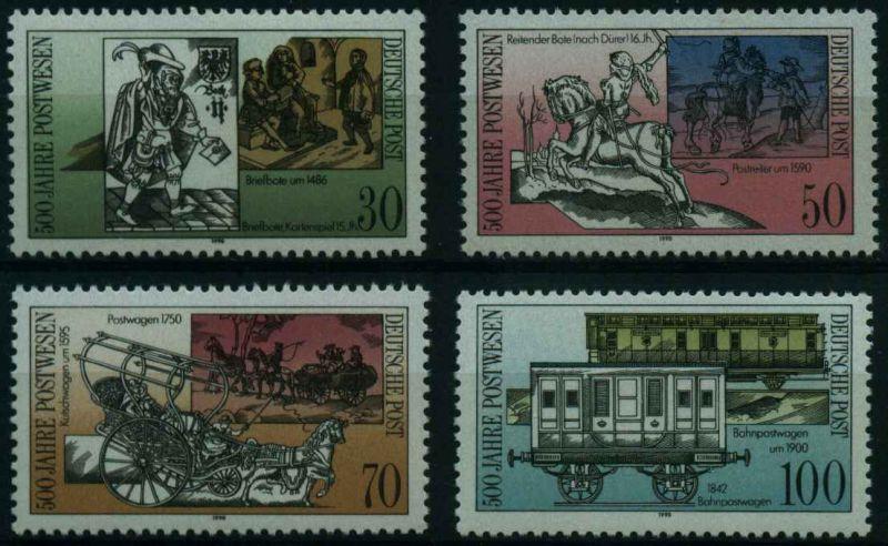 DDR 1990 Nr 3354-3357 postfrisch S526E8E