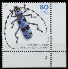 BRD 1993 Nr 1666 postfrisch FORMNUMMER 2 7E2112