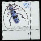 BRD 1993 Nr 1666 postfrisch FORMNUMMER 1 7E2116