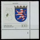 BRD 1993 Nr 1660 postfrisch FORMNUMMER 1 7E2166