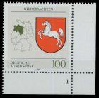 BRD 1993 Nr 1662 postfrisch FORMNUMMER 1 S544502