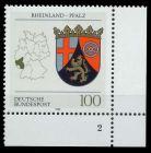 BRD 1993 Nr 1664 postfrisch FORMNUMMER 2 7E2172