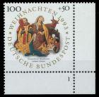 BRD 1993 Nr 1708 postfrisch FORMNUMMER 2 S544536