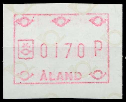 ALAND ATM Nr ATM1-170 postfrisch 7E63A6
