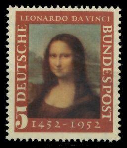 BRD 1952 Nr 148II postfrisch 7EAE8E