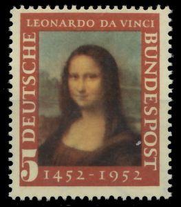 BRD 1952 Nr 148II postfrisch 7EAE9E