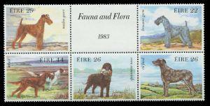 IRLAND 1983 Nr 510-514 postfrisch 6er-BLOCK 7F4F36