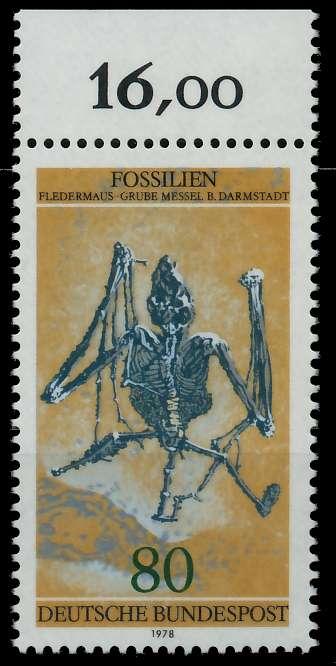 BRD 1978 Nr 974 postfrisch ORA 8054F2
