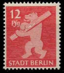 SBZ BERL. BRANDENB. Nr 5AAwbz postfrisch 810466