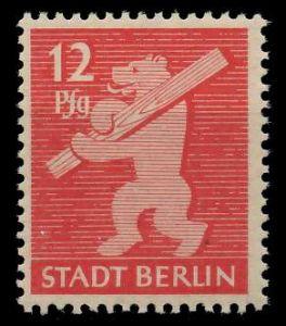 SBZ BERL. BRANDENB. Nr 5AAwaz postfrisch 810492