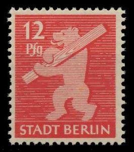 SBZ BERL. BRANDENB. Nr 5AAwaz postfrisch 810496