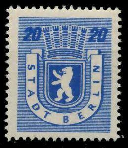 SBZ BERL. BRANDENB. Nr 6Awbz postfrisch 8104AA