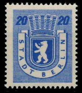 SBZ BERL. BRANDENB. Nr 6Awbz postfrisch 8104B6