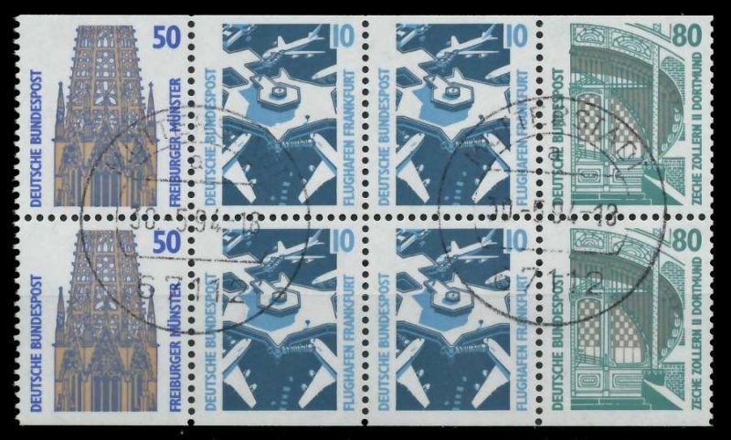 BRD HB Nr 33 zentrisch gestempelt 81442A