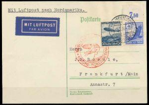 D-REICH 1936 Nr 606+531 BRIEF MIF POSTKARTE 818E1E