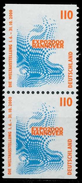 BRD DS SEHENSW Nr 2009C+2009D postfrisch SENKR PAAR 81918A