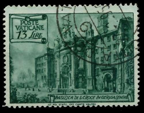 VATIKAN 1949 Nr 153 gestempelt 7C4BDA