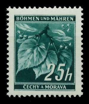 BÖHMEN MÄHREN 1939-1940 Nr 23 postfrisch 82885E