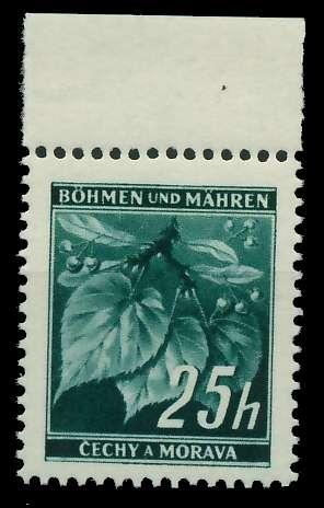 BÖHMEN MÄHREN 1939-1940 Nr 23 postfrisch ORA 828862