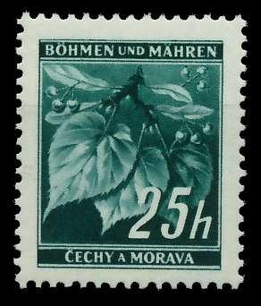 BÖHMEN MÄHREN 1939-1940 Nr 23 postfrisch 82886E