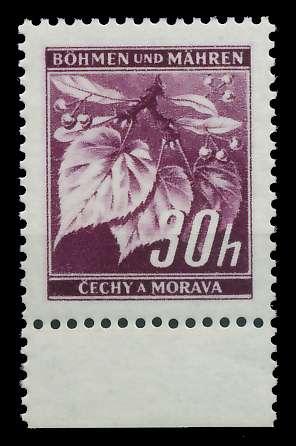 BÖHMEN MÄHREN 1939-1940 Nr 24 postfrisch URA 828882