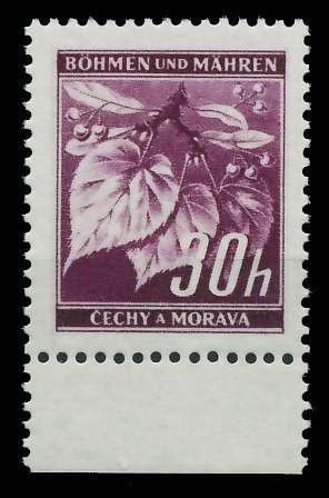 BÖHMEN MÄHREN 1939-1940 Nr 24 postfrisch URA 82888A