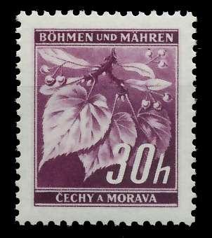 BÖHMEN MÄHREN 1939-1940 Nr 24 postfrisch 82888E