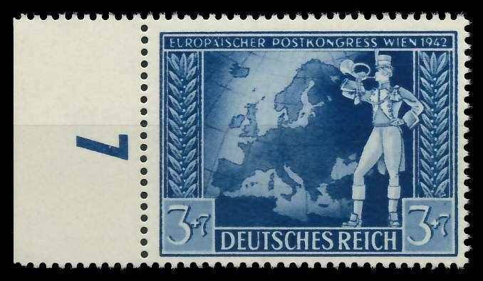 DEUTSCHES REICH 1942 Nr 820 postfrisch URA 82ACAA