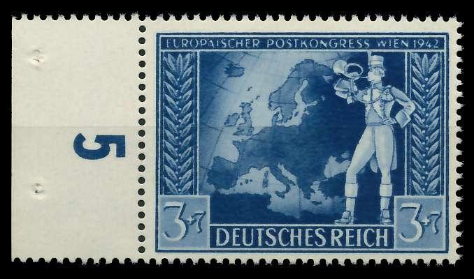 DEUTSCHES REICH 1942 Nr 820 postfrisch URA 82ACB2