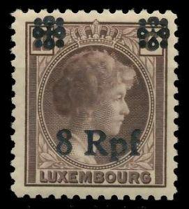 BES. 2WK LUXEMBURG Nr 21 postfrisch 82AE96