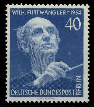 BERLIN 1955 Nr 128 postfrisch 82F032